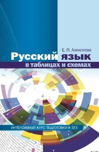 Русский язык в таблицах и схемах. Подготовка к ЕГЭ-2015